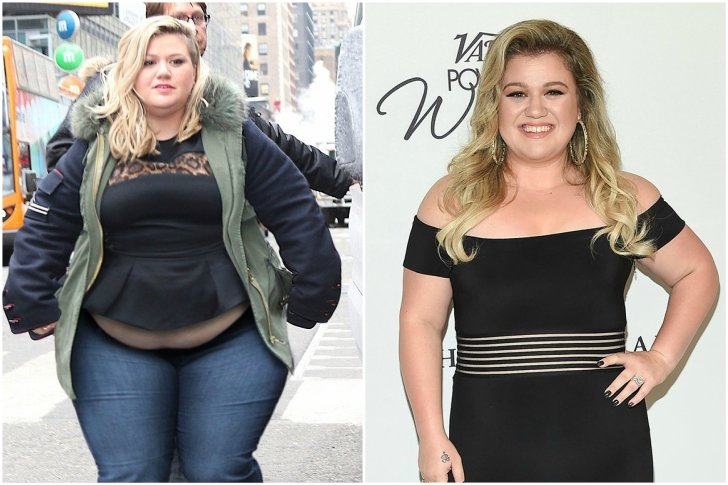 Best celebrity weight loss 2019