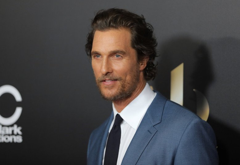 Matthew McConaughey's Stress-Busting Habits That Keep Him ...