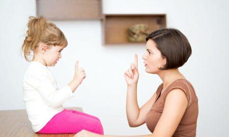 Teaching kids to stop lying